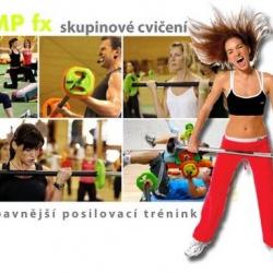 PUMP FX: Skupinové aerobní cvičení s nakládací činkou