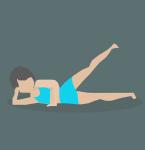 Cvičení pro štíhlé boky