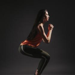 Zbavte se celulitidy posilováním stehen