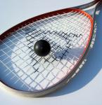 Squash není jen pinkání o zeď