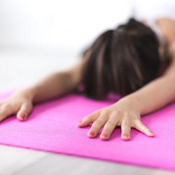 Cvičte jógu i doma