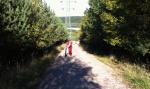 Výlet na kolech do Hněvkovic a zpět