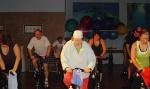 Vánoční spinningový maraton