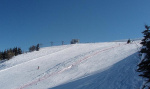 Jarní prázdniny - Monte Bondone 2009