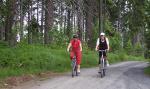 Cyklovýlet Šumava s Daliborem
