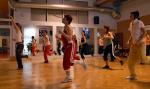 Školení instruktorů aerobiku 2008