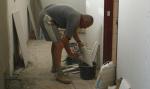 Rekonstrukce šaten a sprch