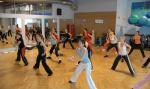 Školení instruktorů aerobiku a trenérů fitness.