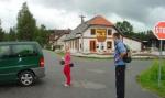 In line výlet Nová Pec