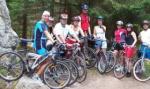 Cyklistický výlet s Daliborem
