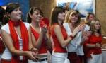 Červeno-bílá párty 1.narozeniny