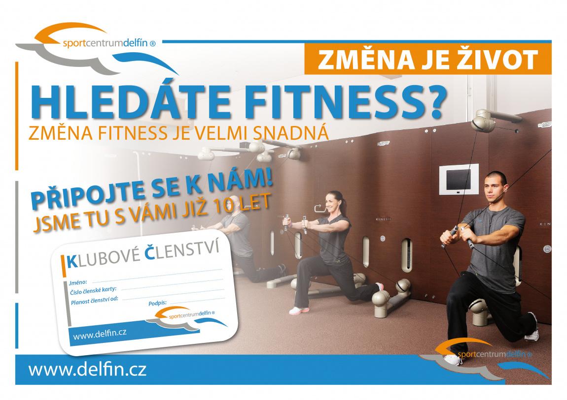 Hledáte fitness?