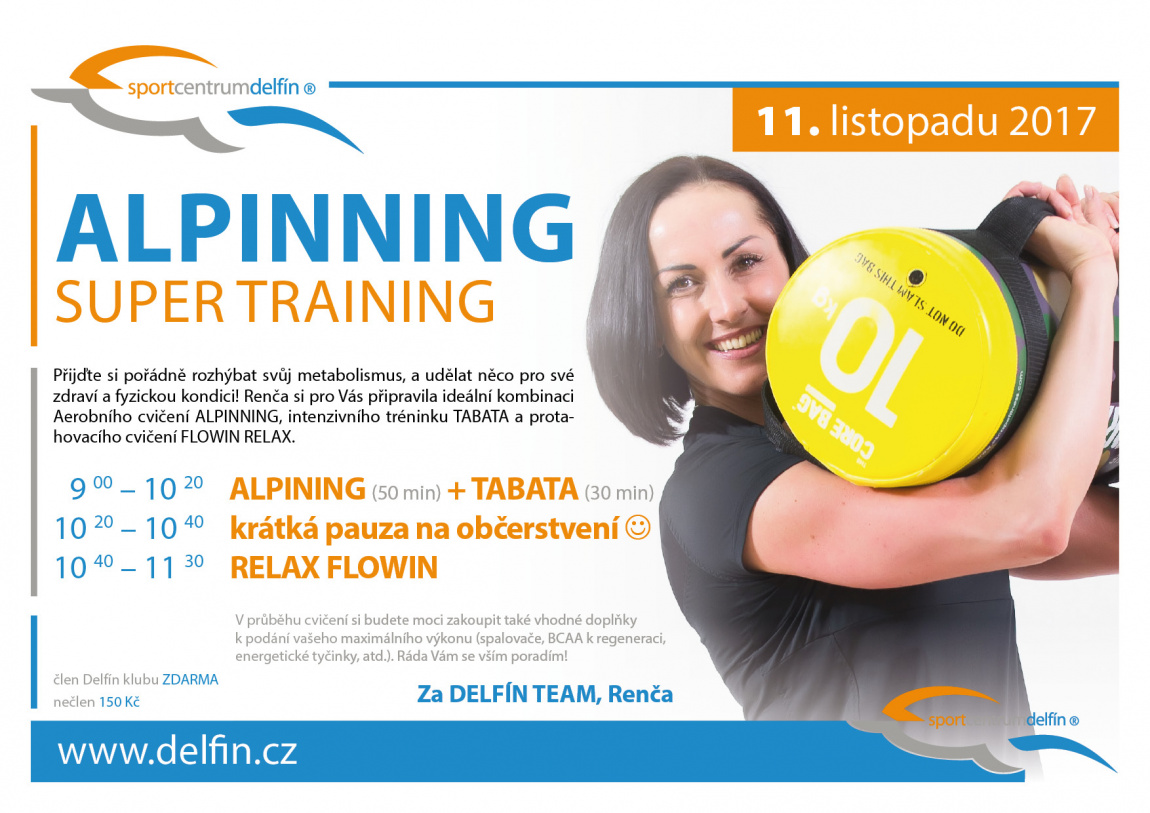 ALPINNING SUPER TRAINING
