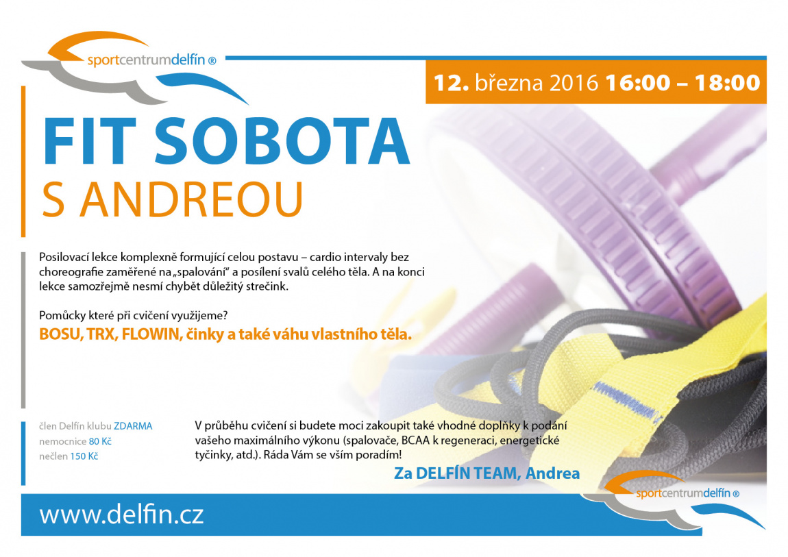 FIT SOBOTA S ANDREOU