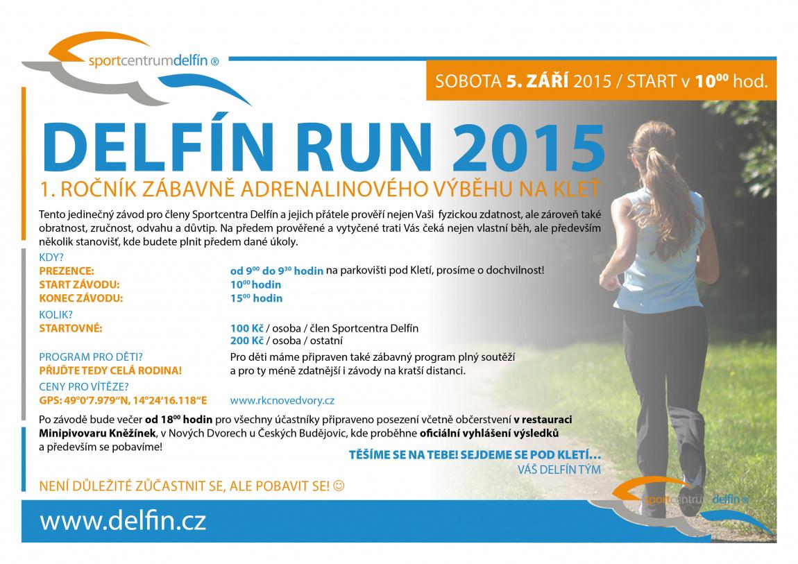 Delfín run 2015