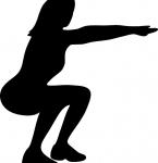 5 cviků na silná a štíhlá stehna